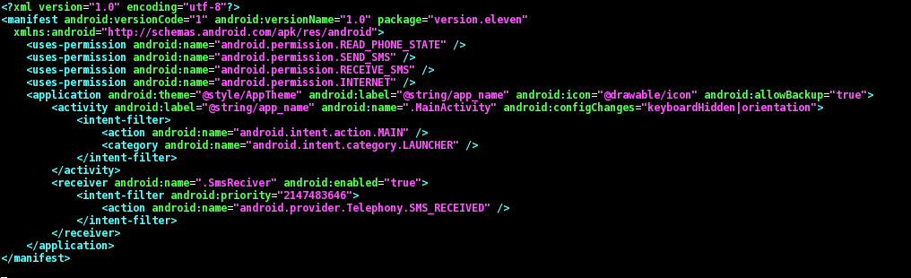 Malware-serving theaters for your android phones – Part 2